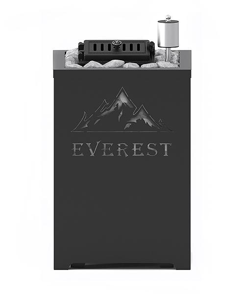Кожух Эверест INOX 20 (280,281) «ГОРЫ» из нержавеющей стали AISI 430