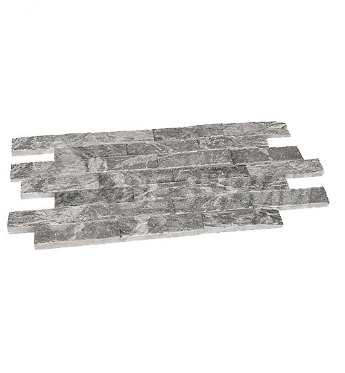 Плитка облицовочная Рваный камень талькохлорит 200*50*20 мм